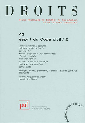 Droits, 2006 N°42