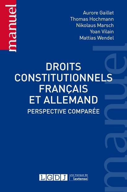 Droits constitutionnels français et allemand