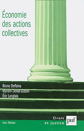 Economie des actions collectives