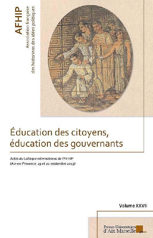 Éducation des citoyens, éducation des gouvernants