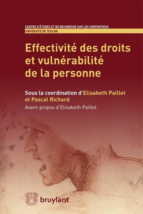 Effectivité des droits et vulnérabilité des personnes