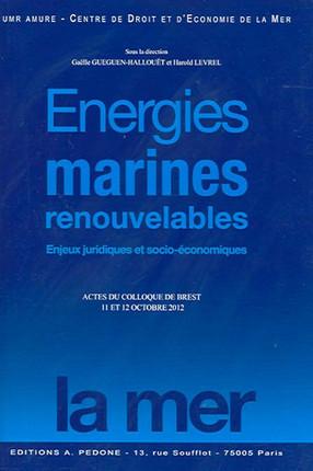 Energies marines renouvelables