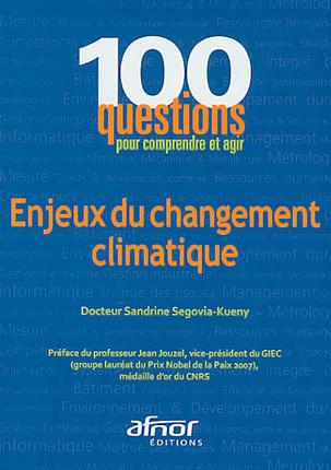 Enjeux du changement climatique