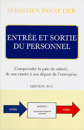 Entrée et sortie du personnel - Edition 2010