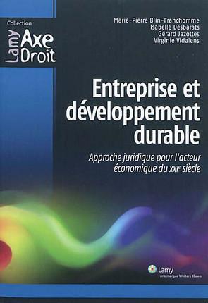 Entreprise et développement durable