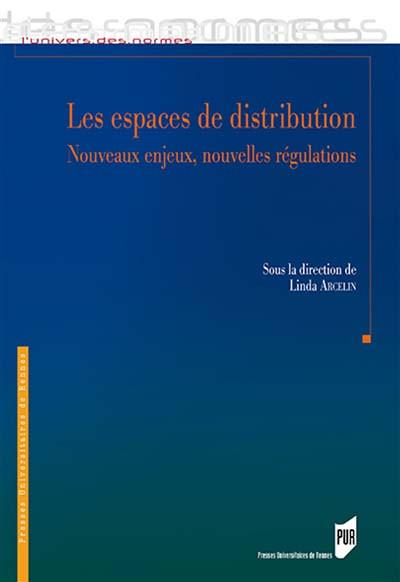 Les espaces de distribution