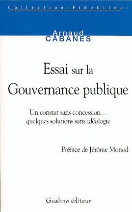 Essai sur la Gouvernance publique