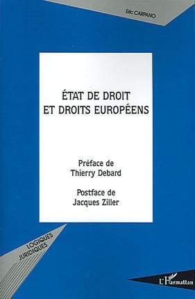 Etat de droit et droits européens
