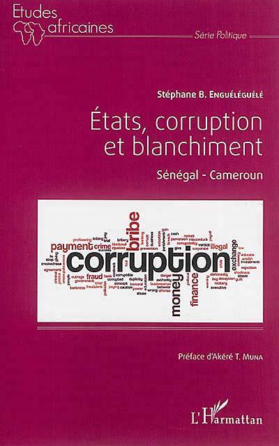 Etats, corruption et blanchiment
