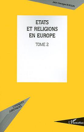 Etats et religions en Europe