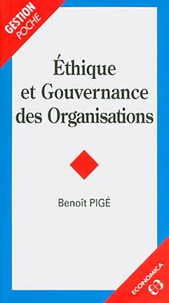 Ethique et gouvernance des organisations