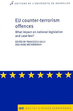 EU counter-terrorism offences
