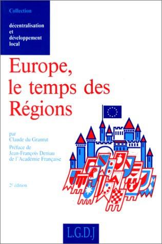 Europe, le temps des régions