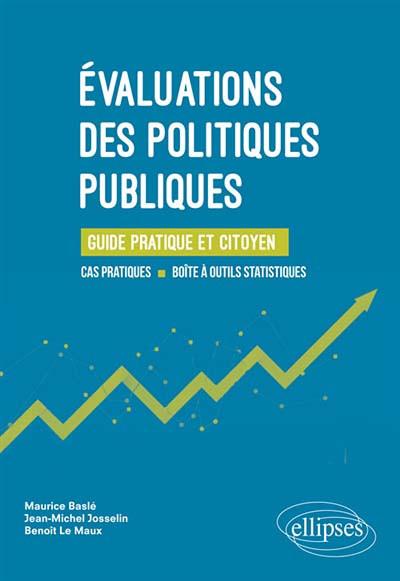 Evaluations des politiques publiques