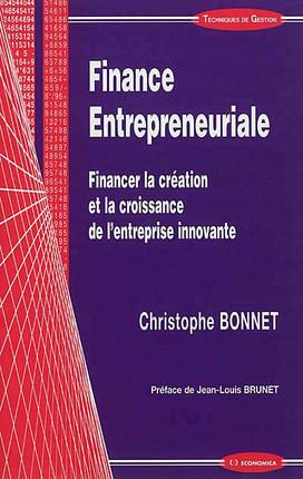 Finance entrepreunariale
