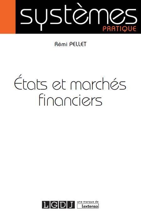 Etats et marchés financiers