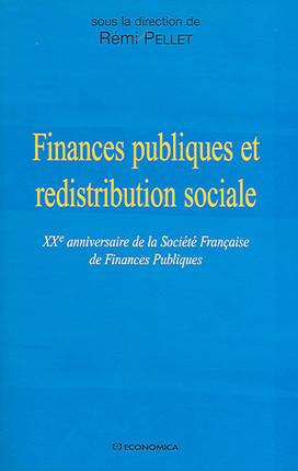 Finances publiques et redistribution sociale