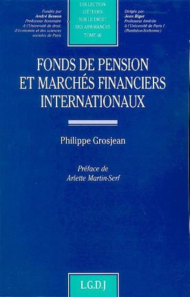 Fonds de pension et marchés financiers internationaux