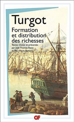 Formation et distribution des richesses