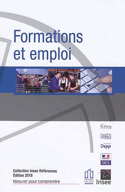 Formations et emploi - Edition 2018