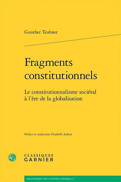 Fragments constitutionnels
