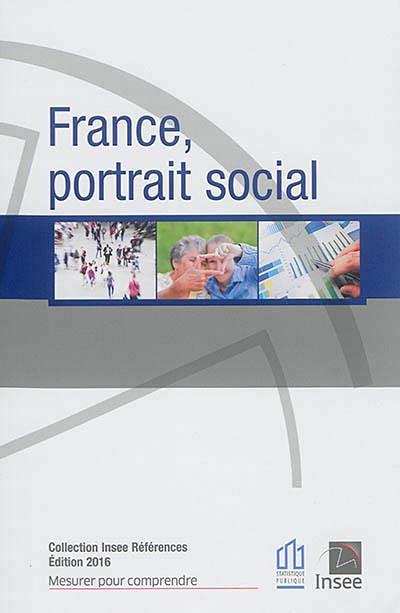 France, portrait social - Edition 2016