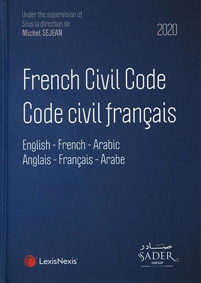 French Civil Code - Code civil français 2020