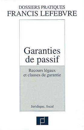 Garanties de passif