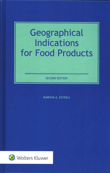 Geographical Indications for Food Products