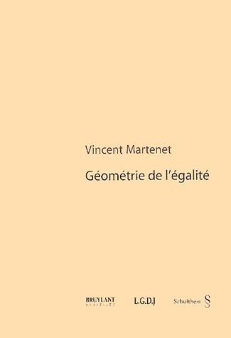 Géométrie de l'égalité