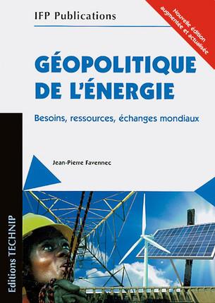 Géopolitique de l'énergie