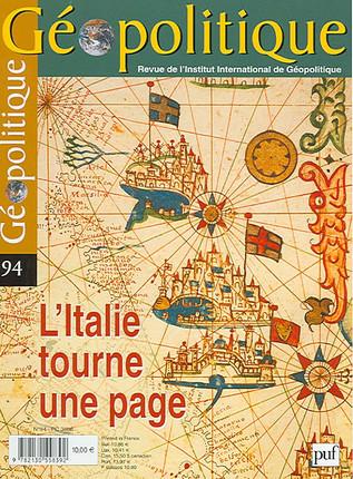 Géopolitique, juin-août 2006 N°94