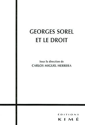Georges Sorel et le droit
