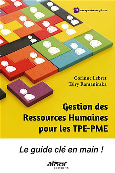 Gestion des ressources humaines pour les TPE-PME