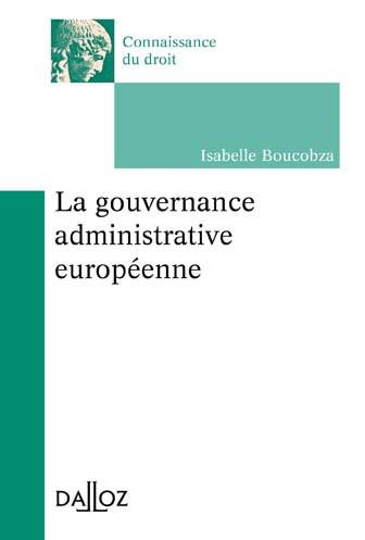 La gouvernance administrative européenne