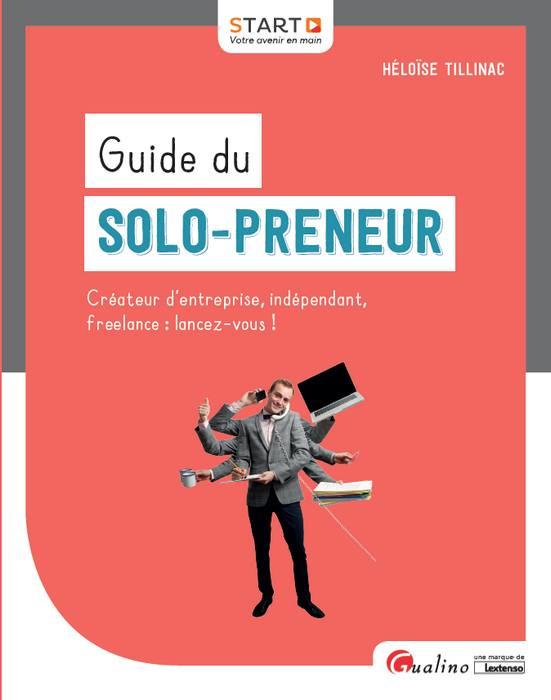 [EBOOK] Guide du solo-preneur