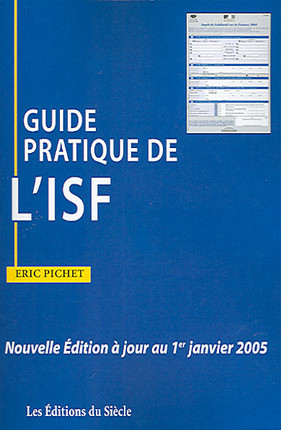Guide pratique de l'ISF