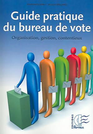 Guide pratique du bureau de vote