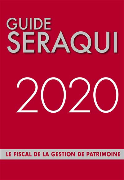 Guide Séraqui 2020