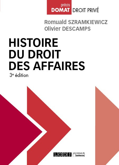 [EBOOK] Histoire du droit des affaires
