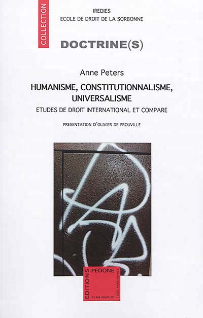 Humanisme, constitutionnalisme, universalisme