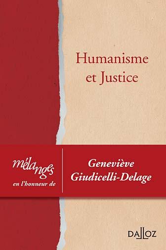 Humanisme & Justice