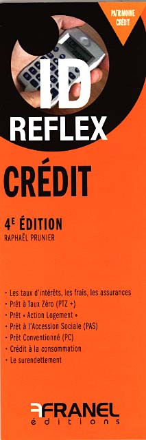 ID Reflex crédit (dépliant recto-verso)