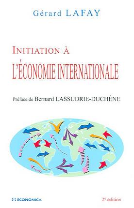 Initiation à l'économie internationale