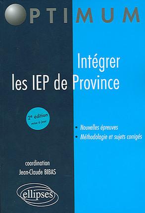 Intégrer les IEP de Province