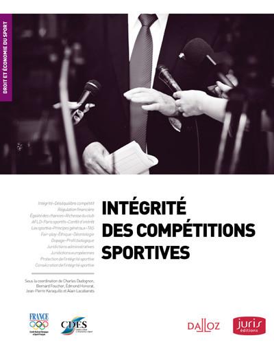 Intégrité des compétitions sportives