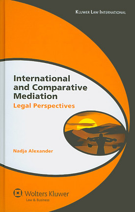 International and Comparative Mediation