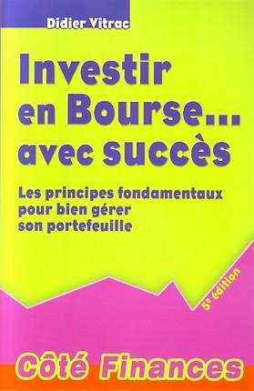 Investir en Bourse avec succès