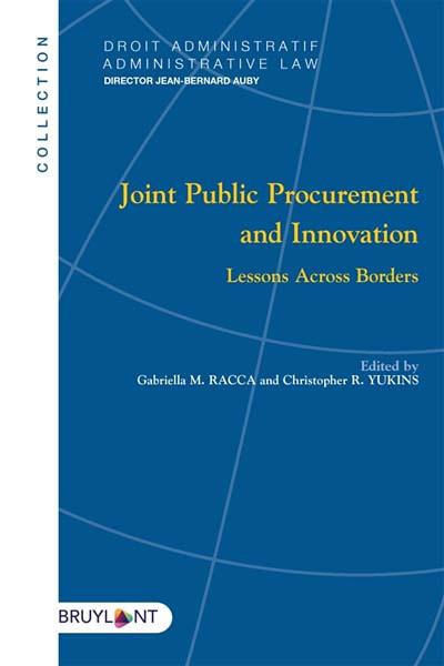 Joint Public Procurement and Innovation