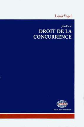 JuriPack droit de la concurrence 2009, coffret de 6 volumes